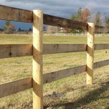 Fence Posts Cobb Lumber Company